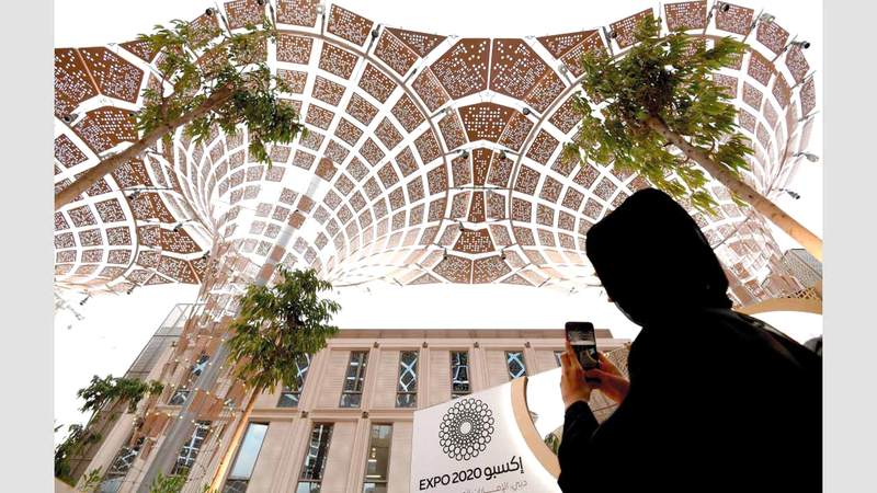 الباقة الجديدة تهدف إلى دعم نمو وتطور الشركات المسجلة لمزاولة الأعمال مع «إكسبو 2020 دبي». أرشيفية