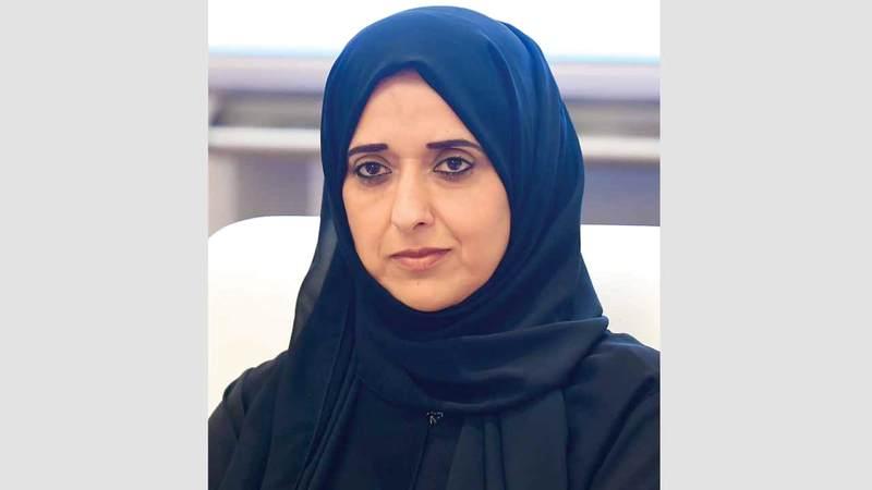 فاطمة المحرزي:  «ثقافة العرس  الجماعي أصيلة في  المجتمع الإماراتي».