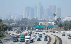 الصورة: لوس أنجلوس.. المدينة الأكثر إجهاداً في أميركا