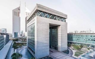 الصورة: «دبي المالي العالمي» يطبق قانوناً جديداً للإعسار المالي
