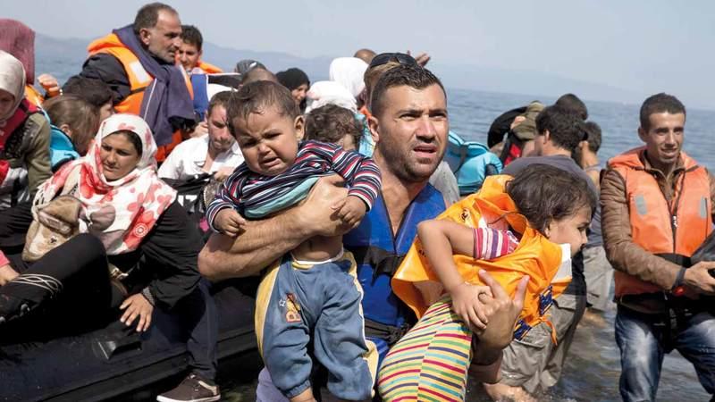 الحكومة لم تفِ بوعود قطعتها للاجئين العائدين.  أ.ب