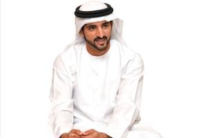 الصورة: حمدان بن محمد: الأداء القـوي للتجارة الخارجية يعكس نجاح الإمارات في تنويع بنيتـها الاقتصادية