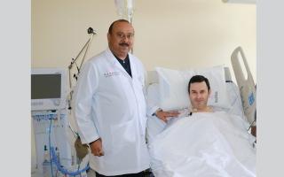 الصورة: فحص روتيني ينقذ مقيم بريطاني من جلطة قلبية في رأس الخيمة