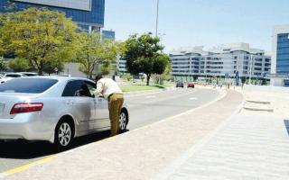 الصورة: 1573 مخالفة نقل غير قانوني للركاب في أبوظبي