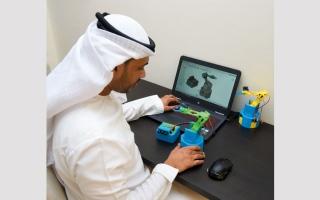 الصورة: مشروعات صغيرة ..فاهم الماس يبتكر الروبوت «إم الأول» لتعليم البرمجيات للأطفال