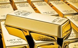الصورة: الذهب يتجاوز 1350 دولاراً مع تزايد الطلب على الملاذ الآمن