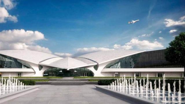 مبنى الركاب في مطار كينيدي يتحوّل إلى فندق فاخر - الإمارات اليوم