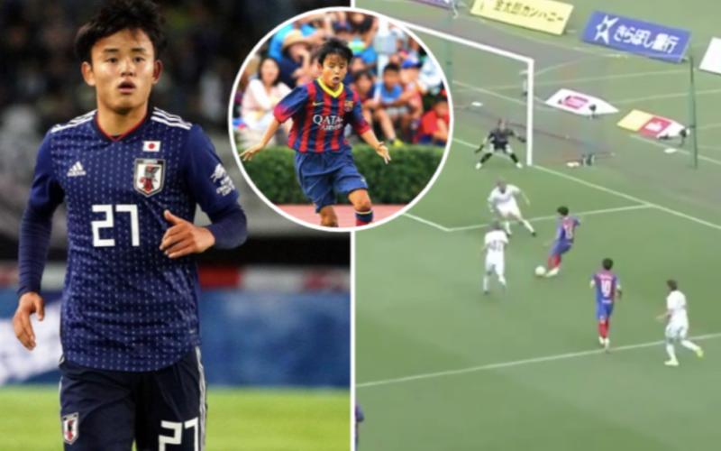 """الصورة: بالفيديو: شاهد ميسي الجديد الذي """"خطفه"""" ريال مدريد من برشلونة"""
