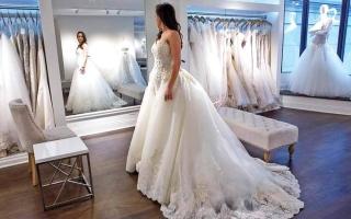 الصورة: 10 نصائح لاختيار فستان الزفاف المثالي