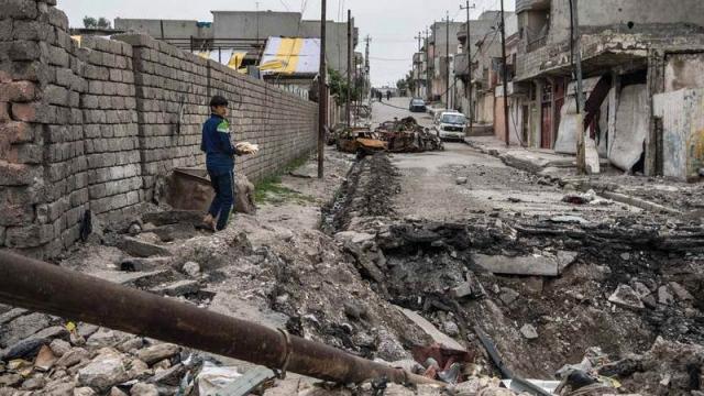 «داعش» لايزال يشكل تهديداً على الأماكن النائية في العراق - الإمارات اليوم