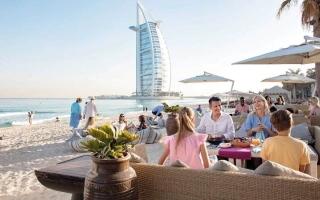 الصورة: دبي تستقبل 29.6 ألف زائر من رومانيا في 3 أشهر