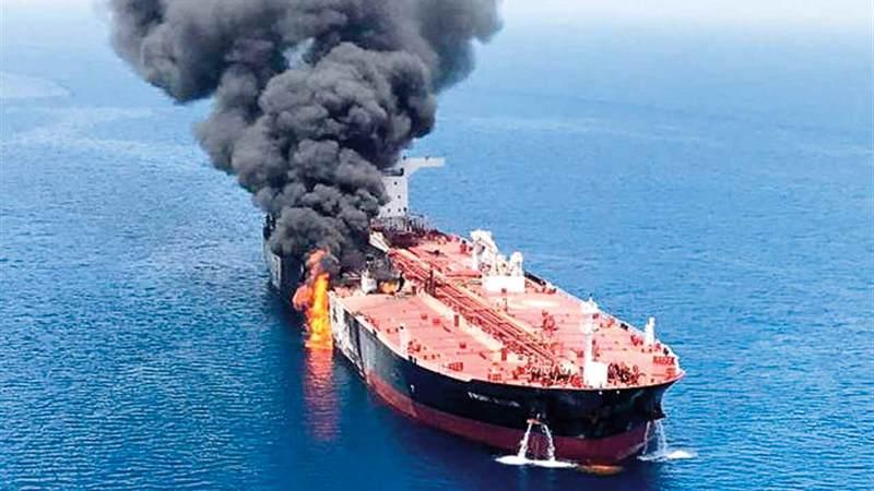 الاستجابة ضرورية للتهديدات الإيرانية في الخليج.  أرشيفية