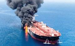 الصورة: آشتون كارتر: هجوم وكلاء طهران  في الخليج يُحمِّل الحكومة الراعية المسؤولية كاملة