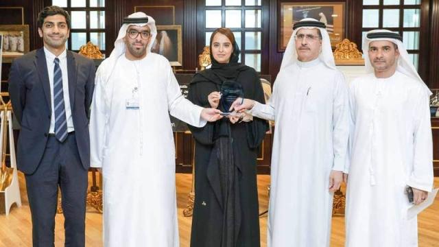 «كهرباء دبي» تفوزبجائزة «المرونة المؤسسية» - محليات - أخرى ...