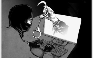 الصورة: محاكمة 3 متهمين بالاستيلاء على 2.8 مليون درهم من عميل بنكي