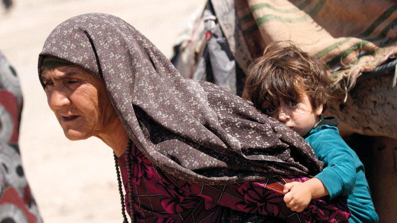 أفغانستان من أكثر الدول تصديراً للاجئين.  أي.بي.أيه