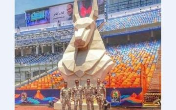 الصورة: مصر تستبعد «إله الموت» من حفل افتتاح المونديال الإفريقي