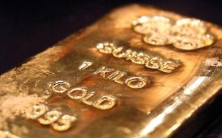 الصورة: الذهب يصعد إلى أعلى مستوياته في 5 سنوات