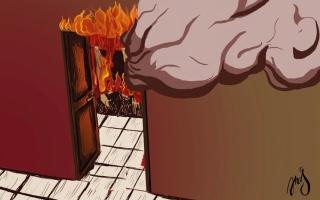 7 إجراءات لتفادي الحرائق في المنزل خلال السفر