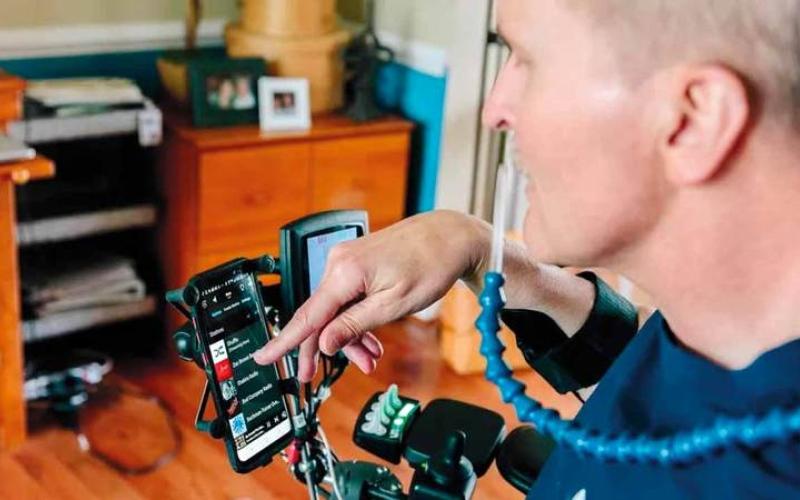الصورة: أنظمة المنازل الذكية الطبية.. تقنية جديدة لأصحاب الهمم