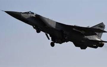 الصورة: روسيا تبدأ تصنيع أسرع مقاتلة اعتراضية خفية في العالم