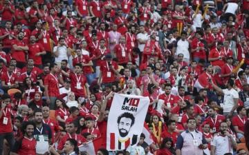 الصورة: بالصور.. «مصر مصر مصر» تشعل استاد القاهرة