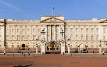 الصورة: فئران تغزو مطبخ قصر باكنغهام.. والملكة مذعورة