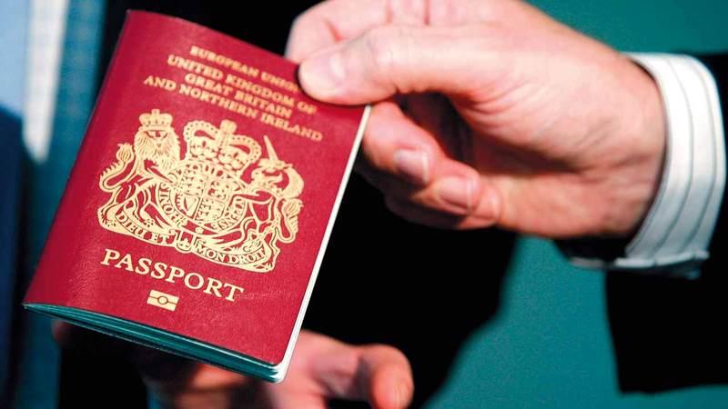 الحصول على الجنسية البريطانية يتطلب الانتظار لسنوات. أرشيفية