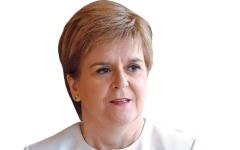 الصورة: إنترفيو..نيكولا ستيرجون: بوريس جونسون يفتقر إلى الكفاءة.. واسكتلندا أفضل وهي مستقلة