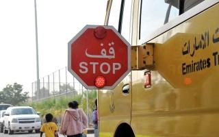 الصورة: شرطة أبوظبي تحرّر 3646 مخالفة عدم الالتزام بإشارة «قف»
