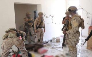 الصورة: ١٠ دقائق فقط.. القبض على زعيم «داعش» باليمن في عملية نوعية