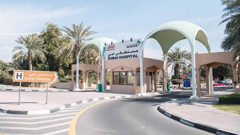 «أبومحمد» تلقى جلسات العلاج الكيماوي في مستشفى دبي.  أرشيفية