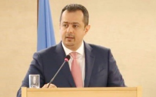 عبدالملك: محاربة الإرهاب أولوية قصوى للحكومة والتحالف