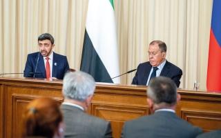 عبدالله بن زايد: لا نوجّه أصابــع الاتهام لأية دولة في هجمات ناقلات النفـط