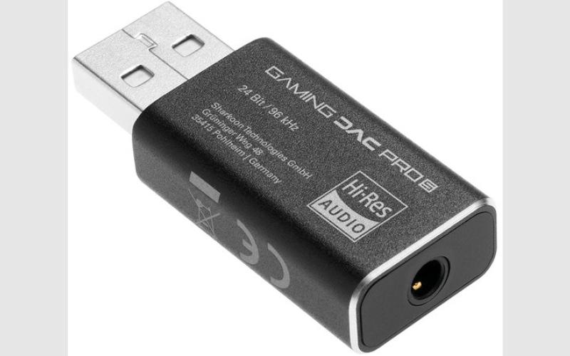 الصورة: «شاركون» تطلق بطاقة صوت USB خارجية