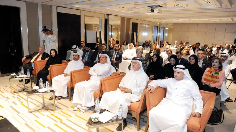 «صحة دبي» نظمت ورشة عمل تخصصية لإطلاق «شهادة الحاجة». من المصدر