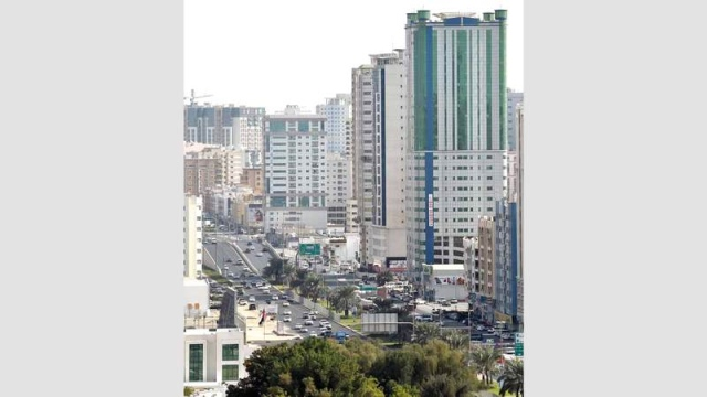 Real estate offices in Ajman pay sewer fees to attract
