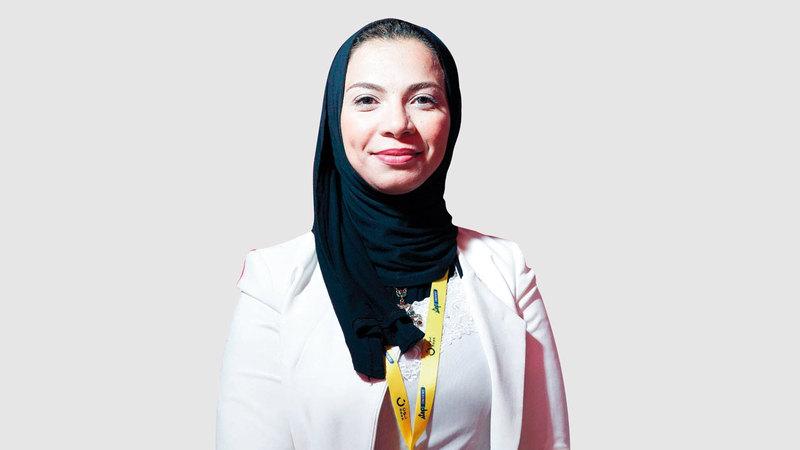 سارة رمضان: «مشروعي منصة للتدريب الصيدلي، باستخدام التعليم عن طريق اللعب».