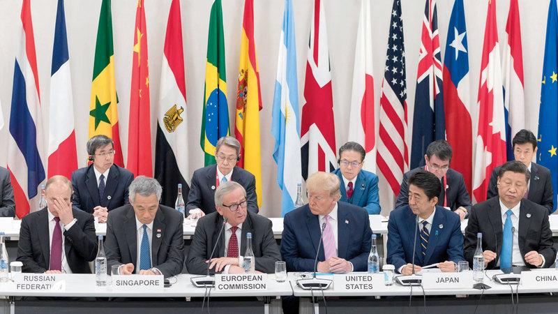 عدم ثقة الأميركيين في المشروع الأوروبي هو أكبر عقبة أمام تجديد الشراكة.  أرشيفية
