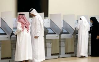 الصورة: اللجنة الوطنية للانتخابات: 50.58% زيادة في قوائم الهيئات