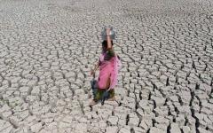 الصورة: العطش يهدد مئات القرى الهنـــــدية.. ومدن كبرى بلا ماء قريباً