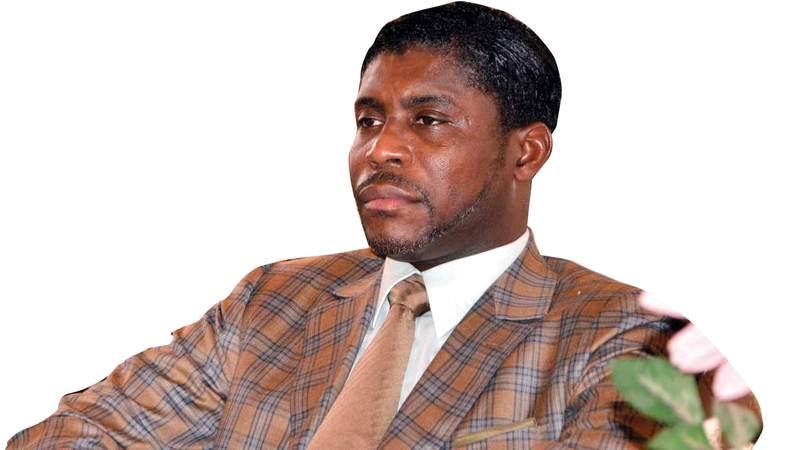 نائب رئيس غينيا الاستوائية ضالع في غسيل أموال. غيتي