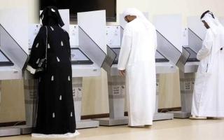 الصورة: «الوطنية للانتخابات» تحظر «ملصقات السيارات» في الدعاية