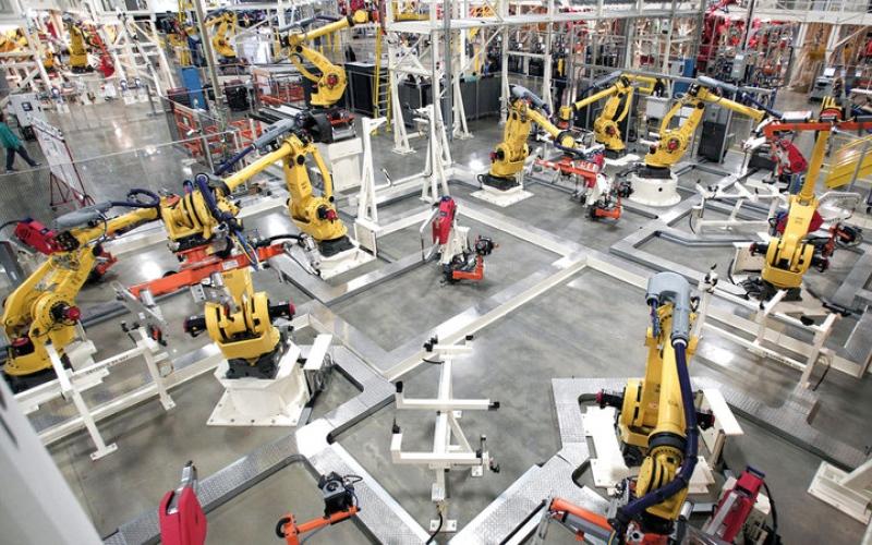 الصورة: «الروبوتات» تلغي 30 مليون «وظيفة صناعية» حول العالم بحلول 2030