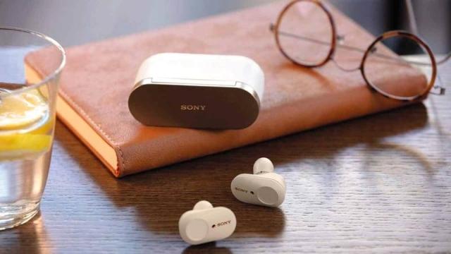 «سوني» تكشف عن سماعات رأس ذكية فائقة الإحساس - الإمارات اليوم