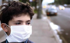 الصورة: تلوث الهواء في بريطانيا يستقطع 7 أشهر من العمر المتوقع