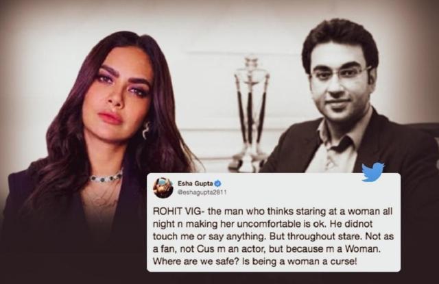 فنانة مشهورة ترفع دعوى  تحرش بالنظر  ضد مالك فنادق - الإمارات اليوم