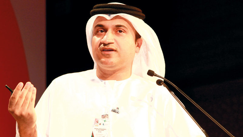 إسماعيل البلوشي: «التعديل زاد المساحات المتوافرة للطيران بنحو 25%، مقارنة بالخارطة السابقة».