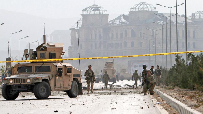 آثار الحرب وصلت إلى كل عائلة أفغانية.  أرشيفية