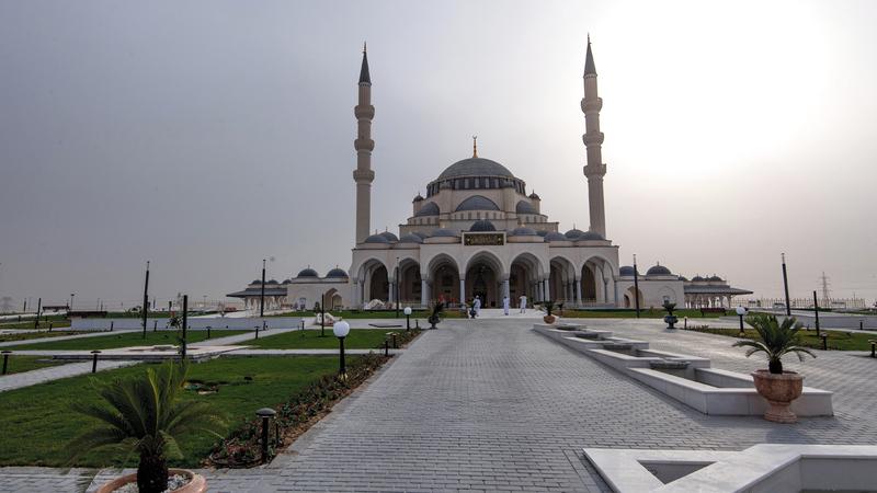 المسجد يلعب دوراً كبيراً في إصلاح المجتمعات. من المصدر